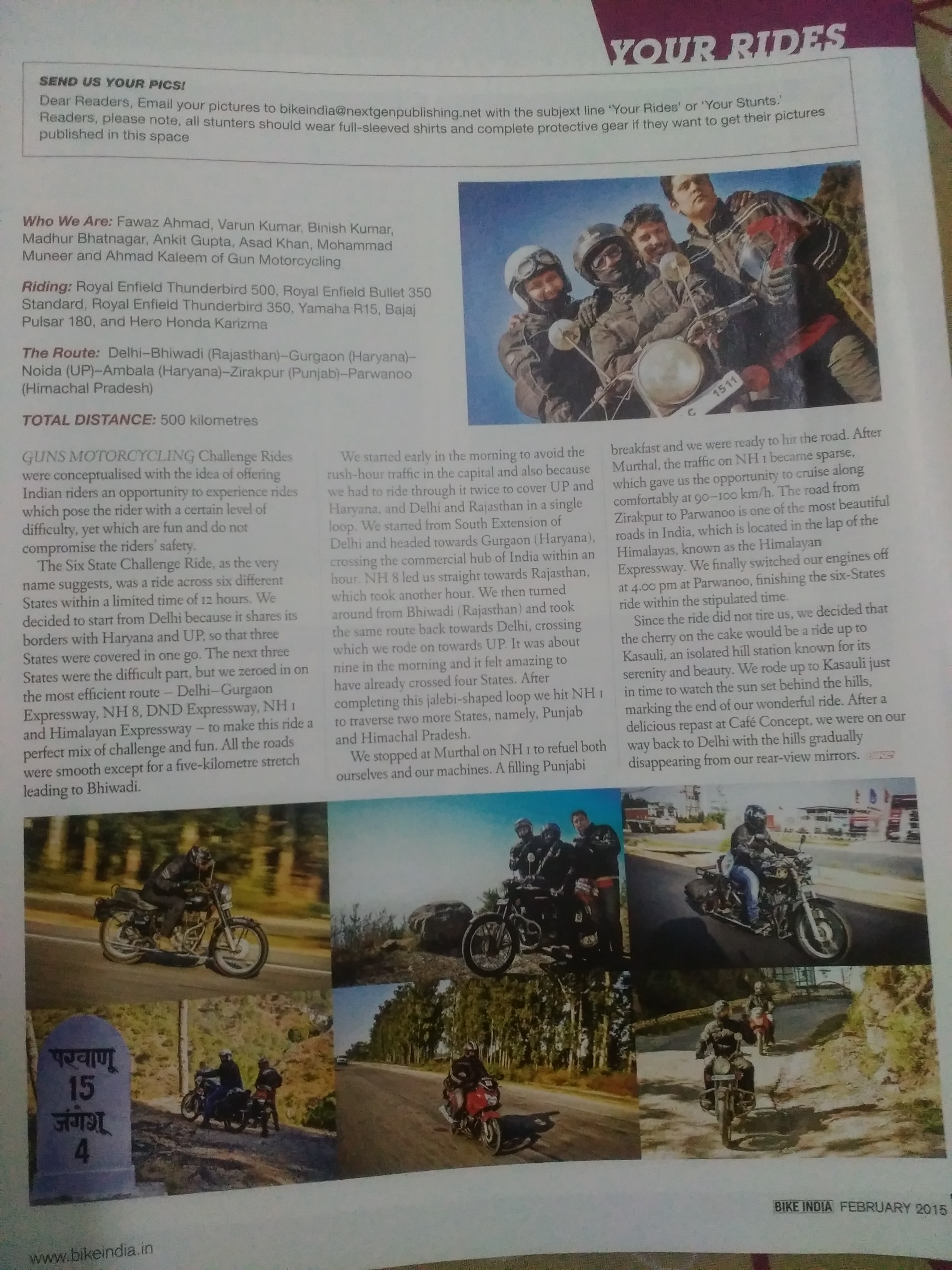 June | 2015 | Guns Motorcycling